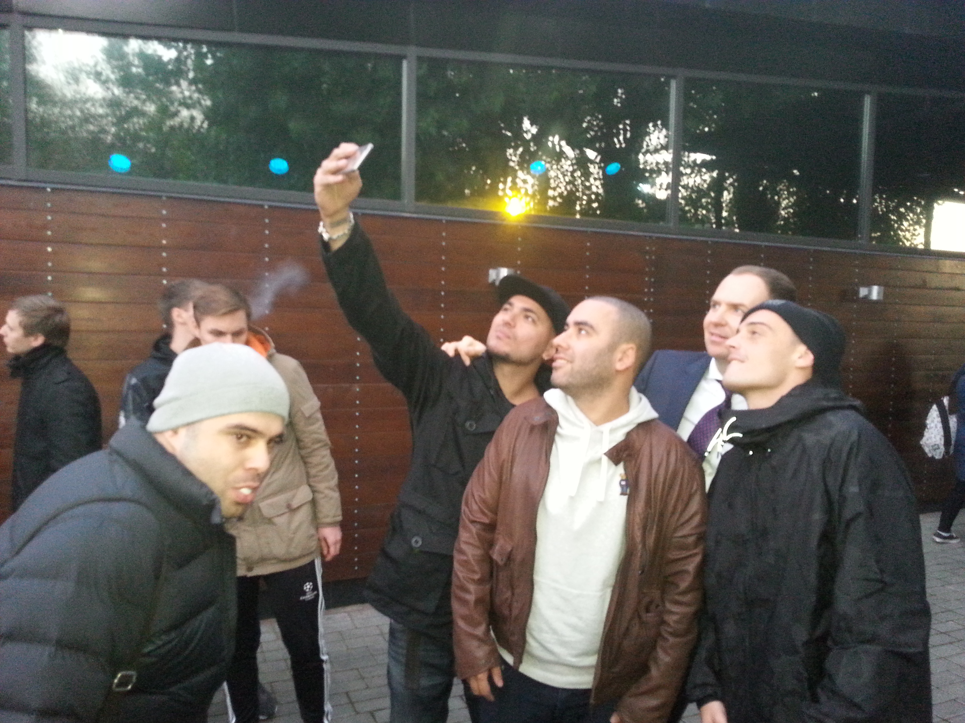 Задержание Гуфа, Птахи и Слима в Красноярске — версия рэперов, не употребляющих наркотики