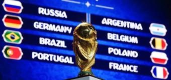 В Кремле пройдёт жеребьевка ЧМ-2018 по футболу